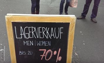 Lagerverkauf - Men/Women - bis zu 70%