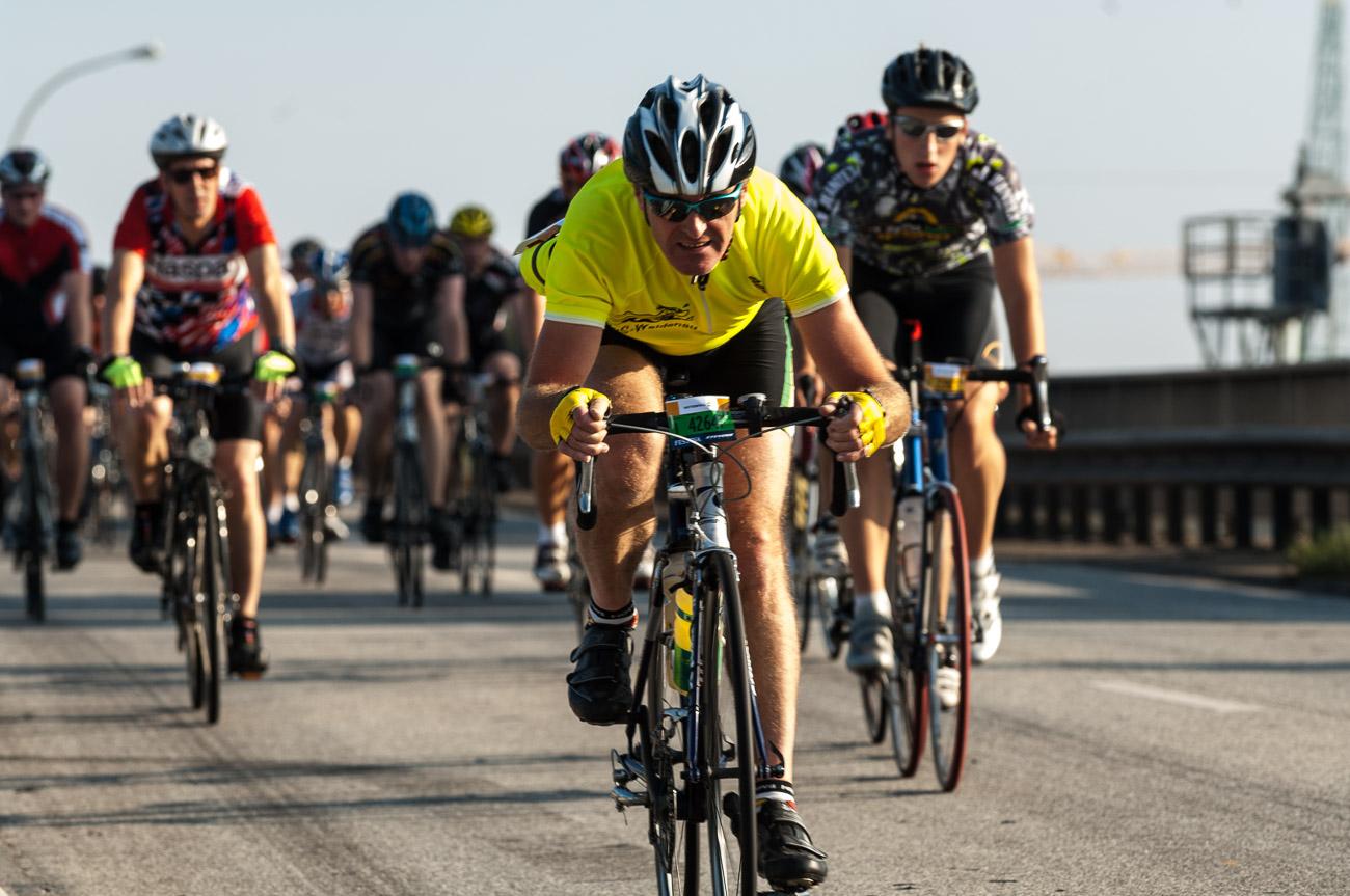 Hamburg's Pro Tour Cycle Race