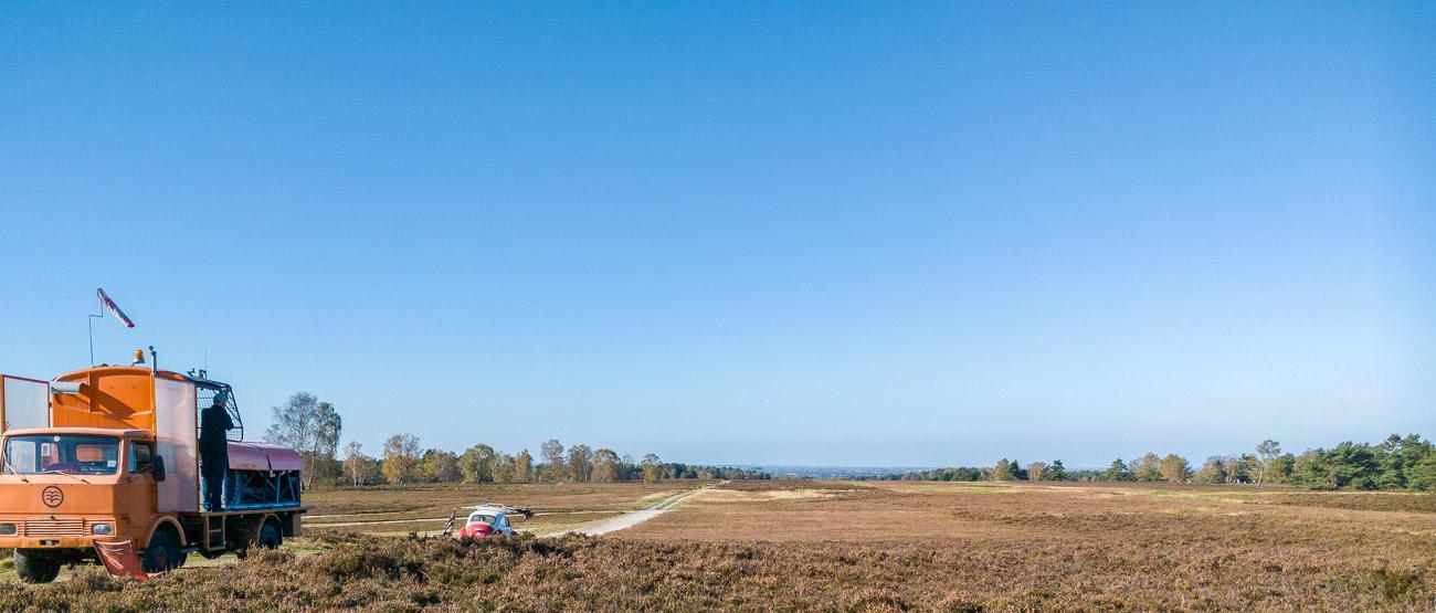 Der Segelflugplatz